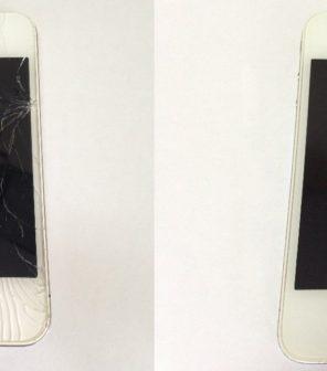 Ремонт экрана iPhone 4